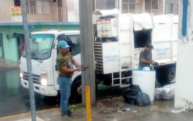 Municipio Reynosa da respuesta inmediata por lluvias