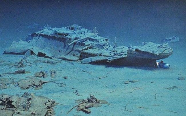 Nueva expedición al Titanic