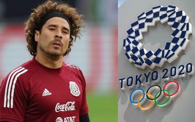 Sin miedo el Tri Olímpico en Tokio 2020