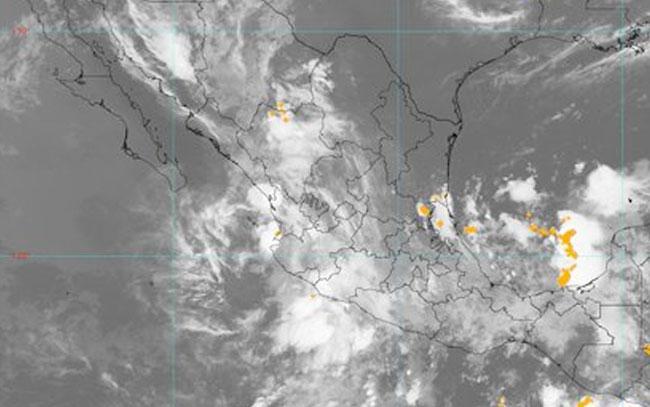 Prevalecerán lluvias en gran parte de territorio mexicano