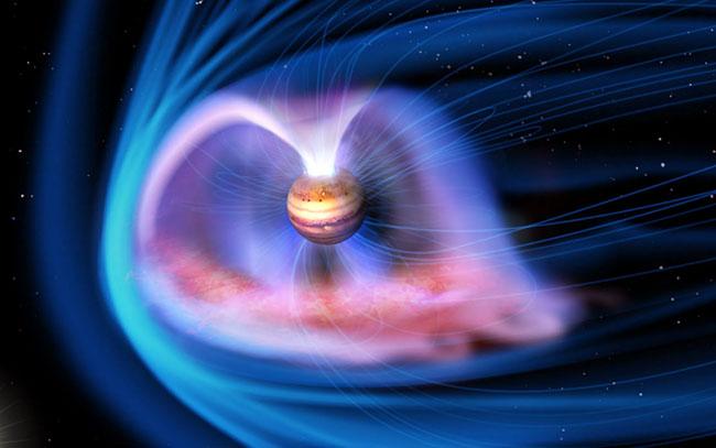 Resuelven el misterio de las auroras de Júpiter