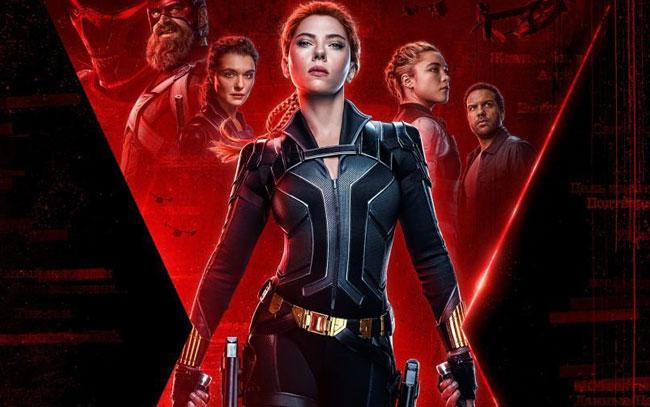 Retorna el universo Marvel con 'Black Widow'