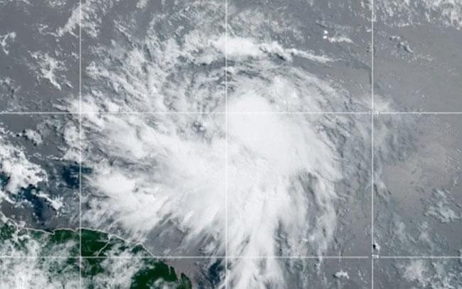 Se forma la tormenta tropical Elsa en el Atlántico; no representa peligro para México