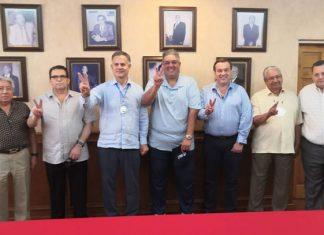 Se reúne Díez Gutiérrez con socios de la CenSeCar