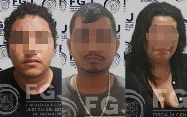 Sentencian a tres por secuestro exprés en Reynosa