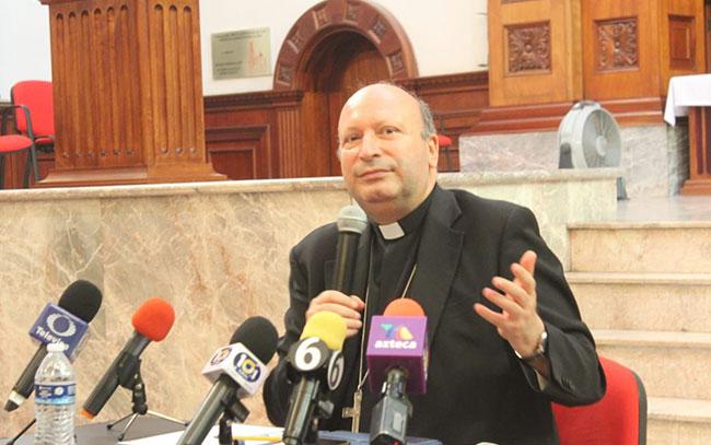 Sin fecha elección de obispo en Victoria
