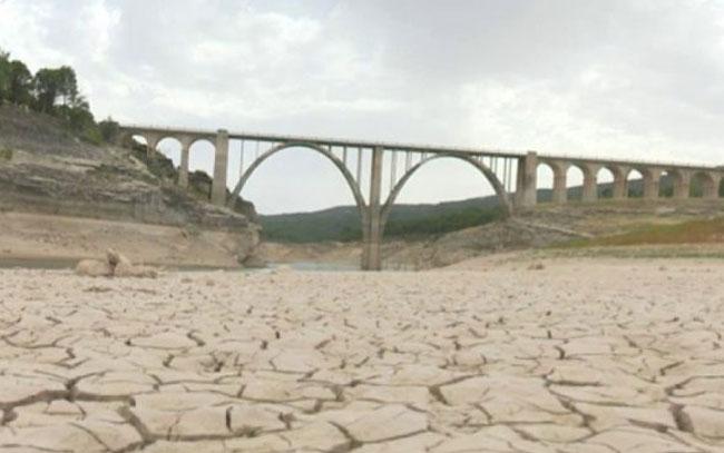 Sufre Europa sequía extrema