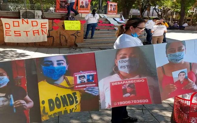 """El sistema ciudadano de monitoreo de la """"Red de Desaparecidos en Tamaulipas"""", reporta casi medio millar de personas no localizadas en el estado en el primer semestre del año"""