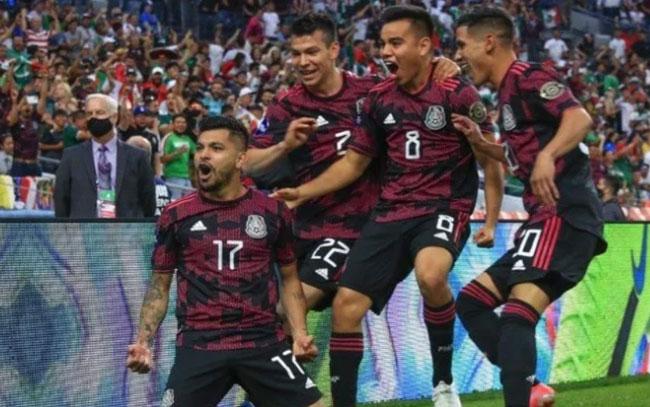Va el Tri por primera victoria en la Copa Oro