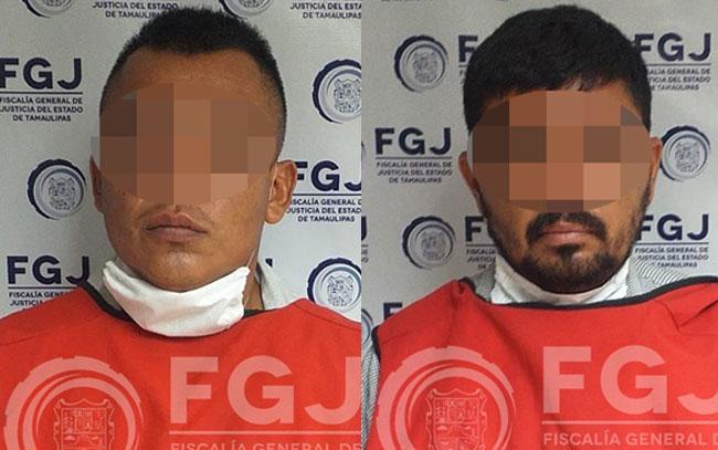 Vinculan a proceso a dos por robo a comercio de Reynosa