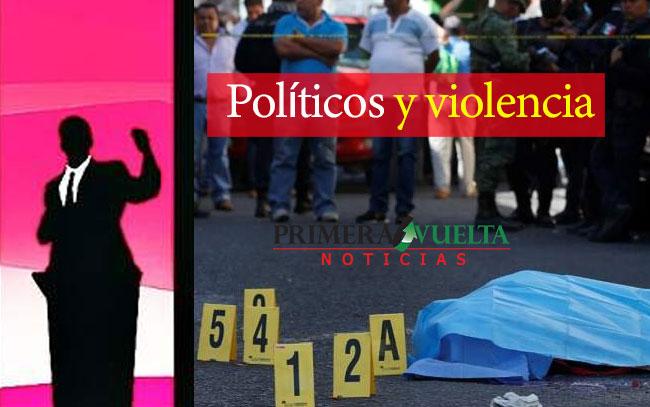 Políticos y Violencia