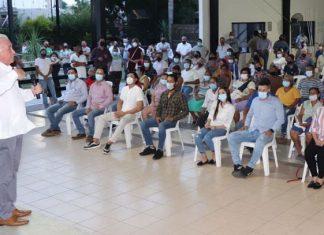Realiza recorrido Héctor Garza por Tamaulipas