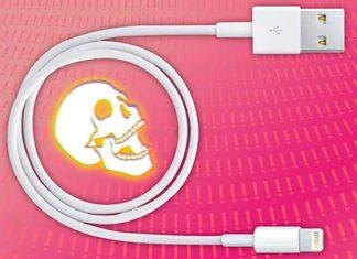 Así se piratea un móvil usando solamente el cable de carga