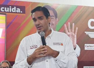 Carlos Peña tomará protesta como presidente de Reynosa