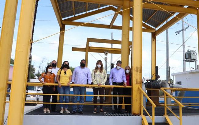 Mejoró Gobierno Municipal infraestructura hidráulica de Reynosa