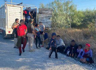 Rescata INM a 103 personas migrantes extranjeras abandonadas