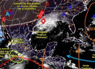 Se mantendrá posibilidad de lluvias en noroeste y centro del país
