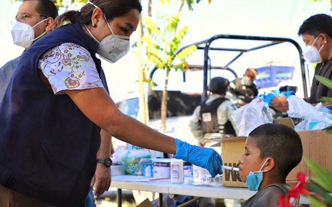 Activa Gobierno de Tamaulipas operativo de Salud por migrantes rescatados