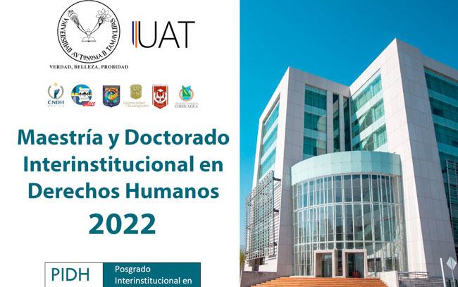 Impartirán posgrados en Derechos Humanos