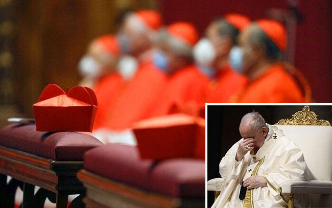 Más de 300 mil menores fueron abusados por sacerdotes en Francia