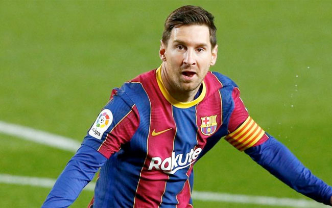 Messi no se esquivo al elegir PSB