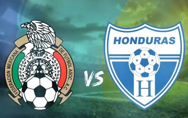 México vs Honduras en las eliminatorias