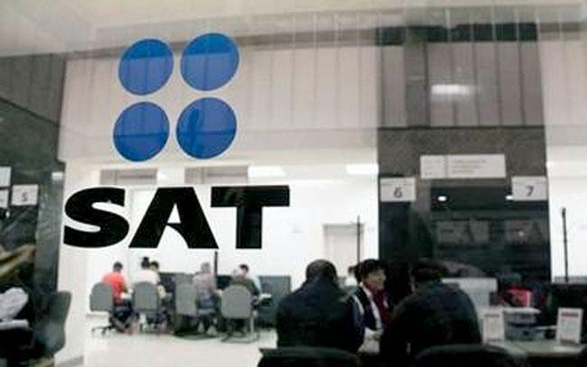 Organiza SAT sorteo de 500 MDP
