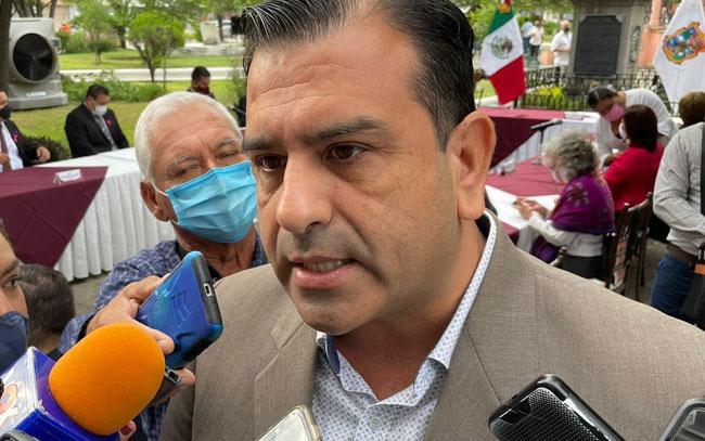 Pide paciencia Hugo Reséndez en tema de la basura