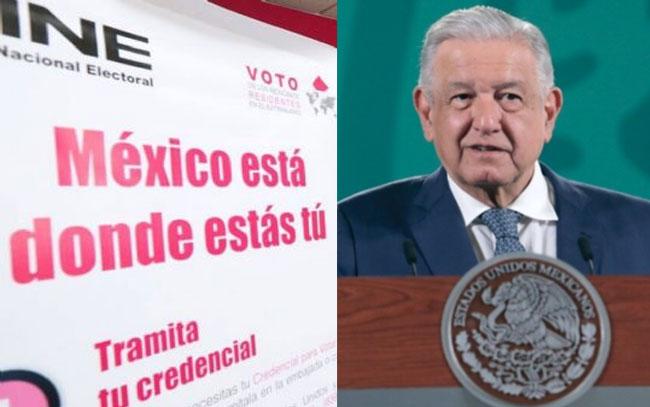 Reforma electoral beneficiará a mexicanos en el extranjero