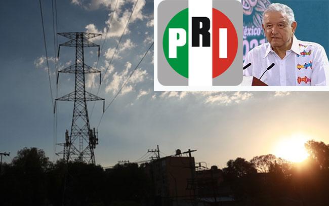 Reforma energética, oportunidad histórica para el PRI