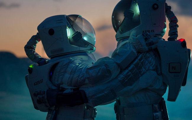 ¿Cómo será la sexualidad de los astronautas?